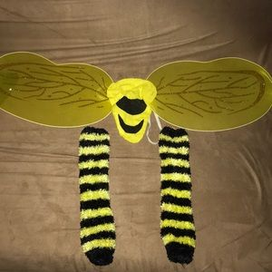 Bumble bee costume accessories